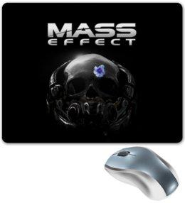 """Коврик для мышки """"Mass Effect"""" - mass effect, компьютерные игры, геймерские, масс эффект, n7"""