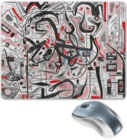 """Коврик для мышки """"Mamewax"""" - арт, узор, абстракция, фигуры, медитация"""