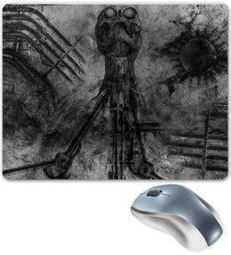 """Коврик для мышки """"Биомеханика"""" - арт, ужас, тёмный, биомеханика"""