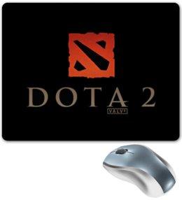 """Коврик для мышки """"Dota 2 """" - игры, dota, dota 2"""