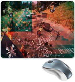 """Коврик для мышки """"Far Cry"""" - игры, компьютерные игры, пейзаж, far cry, фар край"""