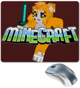 "Коврик для мышки ""Minecraft """