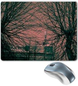 "Коврик для мышки ""The war of the trees"" - арт, фотография"