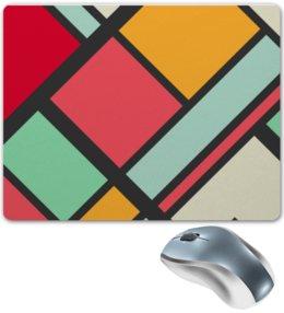 "Коврик для мышки ""Модерн"" - узор, стиль, абстракция, модерн, оранмент"