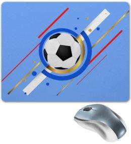 """Коврик для мышки """"Футбол"""" - футбол, спорт, мяч"""
