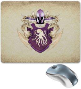 """Коврик для мышки """"Грейджой"""" - арт, герб, игра престолов, грейджой"""
