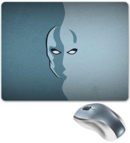 "Коврик для мышки ""Серебряный Сёрфер"" - серебряный сёрфер, silver surfer, супергерой"