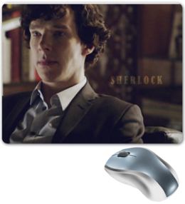 "Коврик для мышки ""Шерлок"""