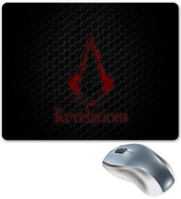 """Коврик для мышки """"Revelations"""" - игры, надписи, компьютерные, revelations, откровения"""