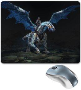 """Коврик для мышки """"Dragon age (mass effect)"""" - арт, mass effect, dragon age"""