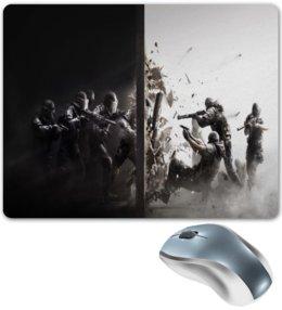 """Коврик для мышки """"Counter-Strike"""" - игры, оружие, counter-strike, компьютерные, контр страйк"""