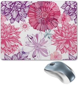 """Коврик для мышки """"Весеннее удовольствие"""" - арт, цветы, рисунок"""