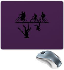 """Коврик для мышки """"Очень Странные Дела"""" - сериал, stranger things, очень странные дела, netflix"""