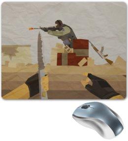 "Коврик для мышки ""Counter Strike"" - csgo"