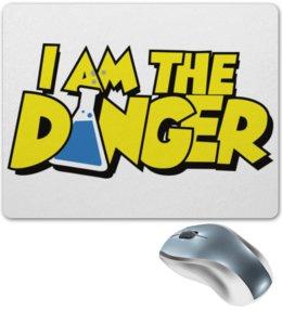 "Коврик для мышки ""I Am The Dander"" - во все тяжкие, breaking bad, сериал"