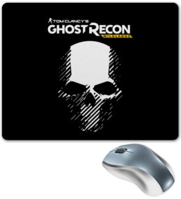 "Коврик для мышки ""Tom Clancy's Ghost Recon Wildlands"" - tom clancys ghost recon wildlands, ghost recon, tom clancy, игры, для геймеров"