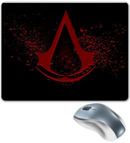 "Коврик для мышки ""Assassin's Creed"" - игры, assassin's creed, кредо ассассинов"