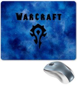 """Коврик для мышки """"Warcraft"""" - игры, компьютерные игры, warcraft, варкрафт, военное ремесло"""