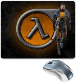 """Коврик для мышки """"Half -Life"""" - half life, hl, half - life"""