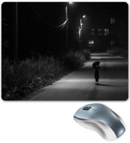 """Коврик для мышки """"Limbo"""" - street, dark, limbo, лимб"""