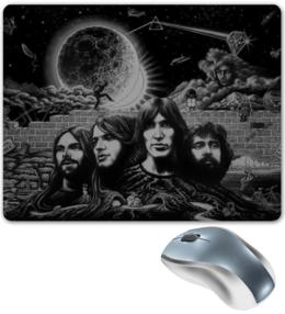 "Коврик для мышки ""Pink Floyd"" - пинк флойд, pink floyd"