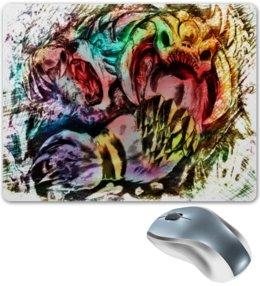 """Коврик для мышки """"Pop Art"""" - арт, дота, урса"""