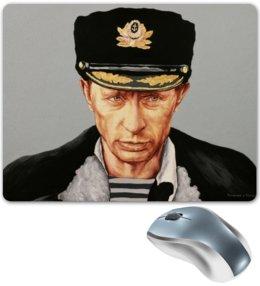 """Коврик для мышки """"Путин """" - любовь, россия, путин, президент, putin"""