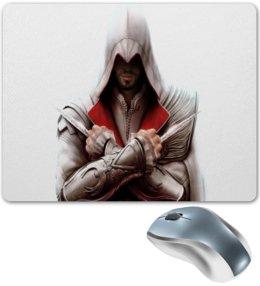 """Коврик для мышки """"Assassins Creed"""" - игры, assassins creed, кредо убийцы, ассассин"""