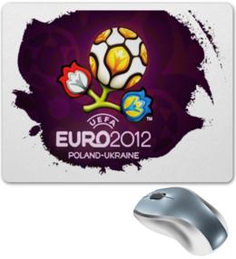 """Коврик для мышки """"Футбол 2012"""" - коврик"""