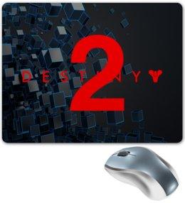 """Коврик для мышки """"Destiny"""" - игры, компьютерные игры, надписи, destiny, дестини"""