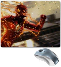 "Коврик для мышки ""The Flash"" - сериалы, комиксы, флеш, dc, the flash"