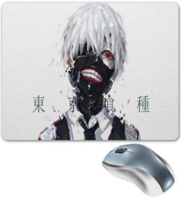 """Коврик для мышки """"Аниме"""" - парень, маска, аниме, мульт, японские"""