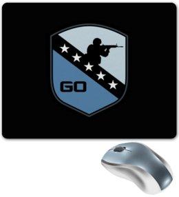 "Коврик для мышки ""Counter-Strike"" - игры, counter strike, кс, counter-strike, геймерские"
