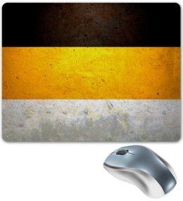 """Коврик для мышки """"Имперский флаг"""" - монархия, россия, национализм, патриотизм, русские"""