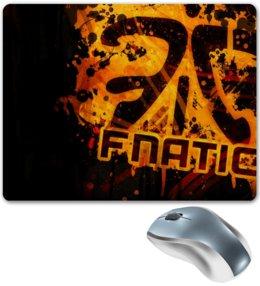 """Коврик для мышки """"fnatic"""" - арт, игры, cs go"""