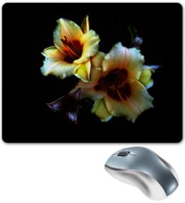 """Коврик для мышки """"Лилии"""" - арт, цветы, фото, лилии"""