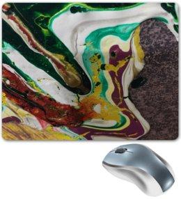 """Коврик для мышки """"цвет."""" - арт, дизайн, абстракция, крутой дизайн"""