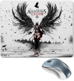 "Коврик для мышки ""Assassins Cred 2"" - коврик"