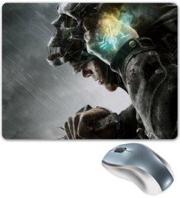 """Коврик для мышки """"Dishonored"""" - игры, dishonored"""