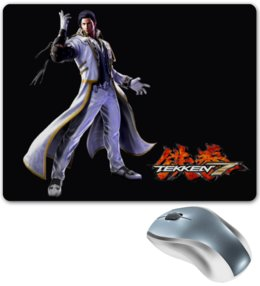 """Коврик для мышки """"Tekken 7"""" - games, tekken, tekken 7"""