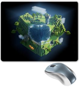 """Коврик для мышки """"Minecraft"""" - в подарок, оригинально, minecraft"""