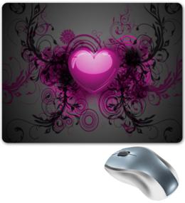 """Коврик для мышки """"love"""" - оригинально"""