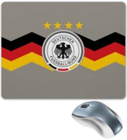 """Коврик для мышки """"Сборная Германии"""" - футбол, германия, сборная германии по футболу, сборная германии"""