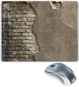 "Коврик для мышки ""Стена"" - арт, wall, стена"