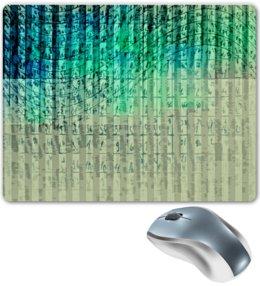 """Коврик для мышки """"Иероглифы"""" - краски, знаки, символы, иероглифы, числа"""