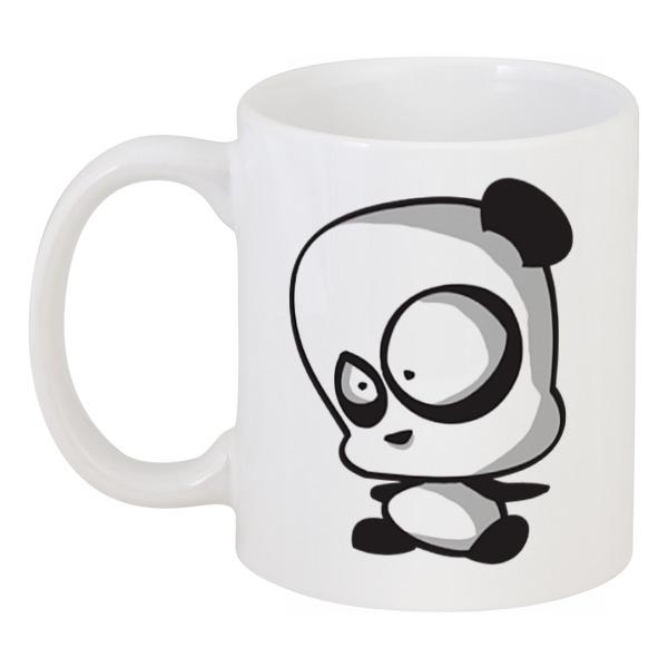 Кружка Printio Панда (panda) сумка printio kung fu panda