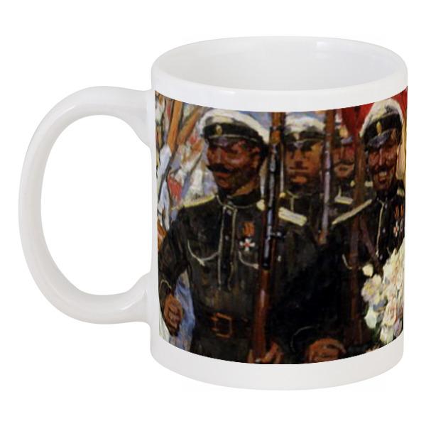 Кружка Printio Белая армия smael армия зеленый