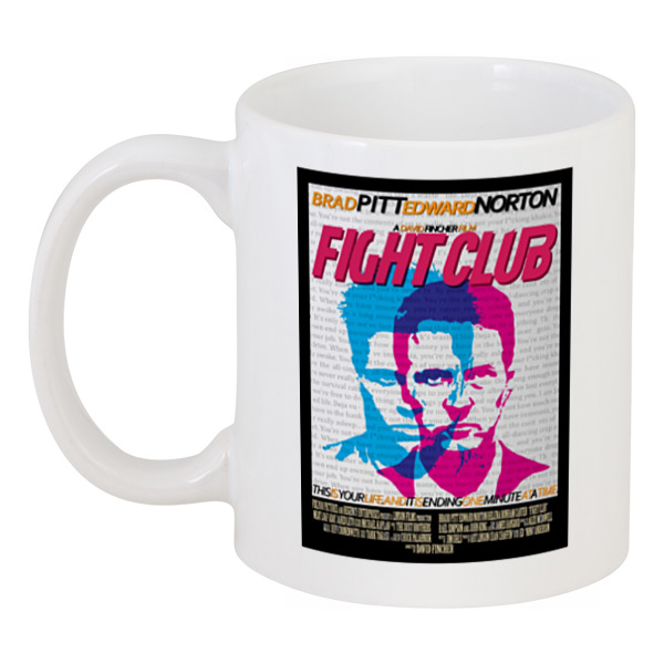 Printio Бойцовский клуб цены онлайн