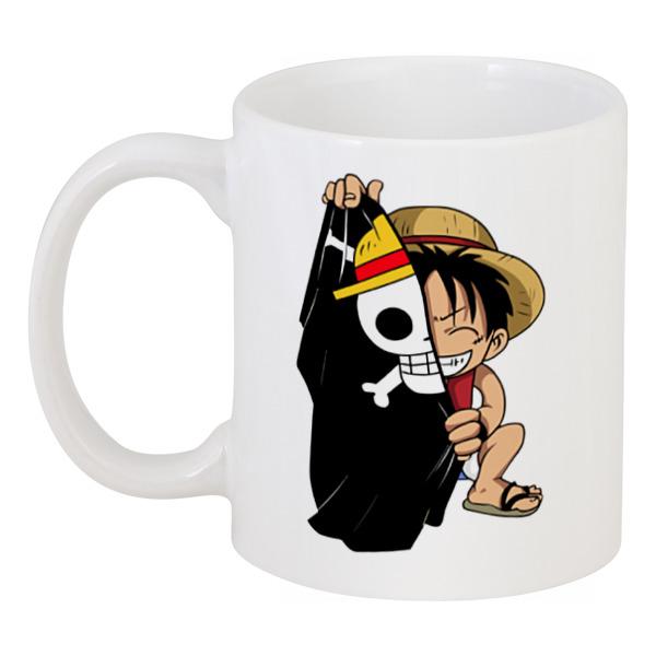 Кружка Printio Соломенная шляпа (большой куш) шляпы krife шляпа