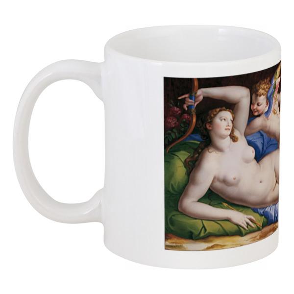 Кружка Printio Венера, купидон и сатир (аньоло бронзино) сатир в коммуникация в психотерапии